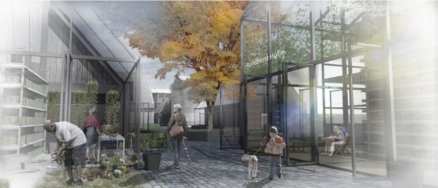 Hofjes van Carnisse, Rotterdam - Vos de Boer en Partners